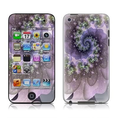 iPod Touch 4G Skin - Turbulent Dreams