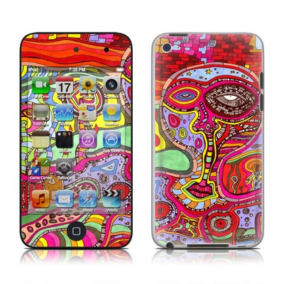 iPod Touch 4G Skin - The Wall