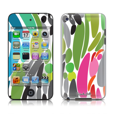 iPod Touch 4G Skin - Twist