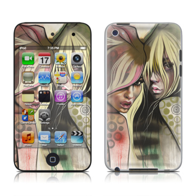 iPod Touch 4G Skin - Two Betties