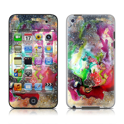 iPod Touch 4G Skin - Universe