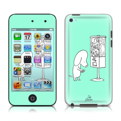 iPod Touch 4G Skin - Vending