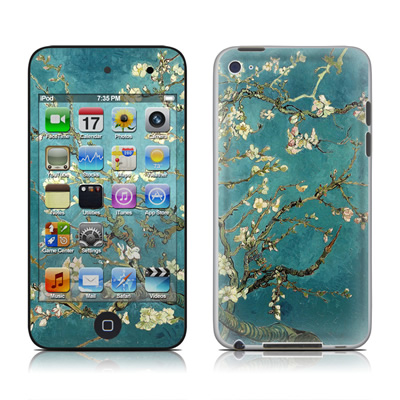 iPod Touch 4G Skin - Blossoming Almond Tree