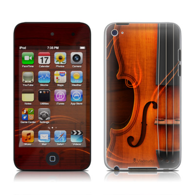 iPod Touch 4G Skin - Violin