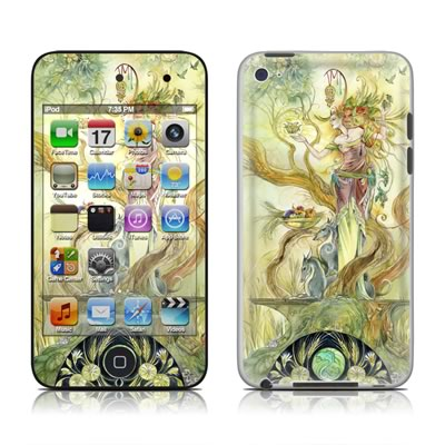iPod Touch 4G Skin - Virgo
