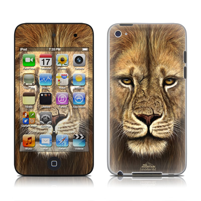 iPod Touch 4G Skin - Warrior