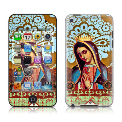 iPod Touch 4G Skin - Winged Guad