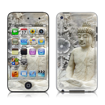 iPod Touch 4G Skin - Winter Peace