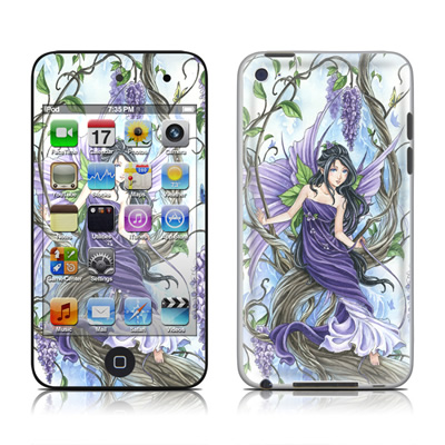 iPod Touch 4G Skin - Wisteria