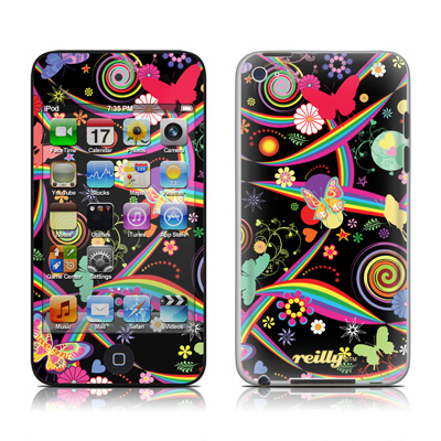 iPod Touch 4G Skin - Wonderland