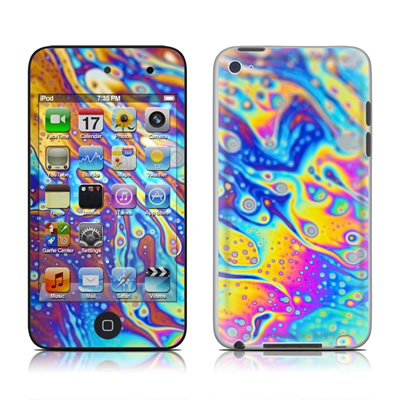 iPod Touch 4G Skin - World of Soap