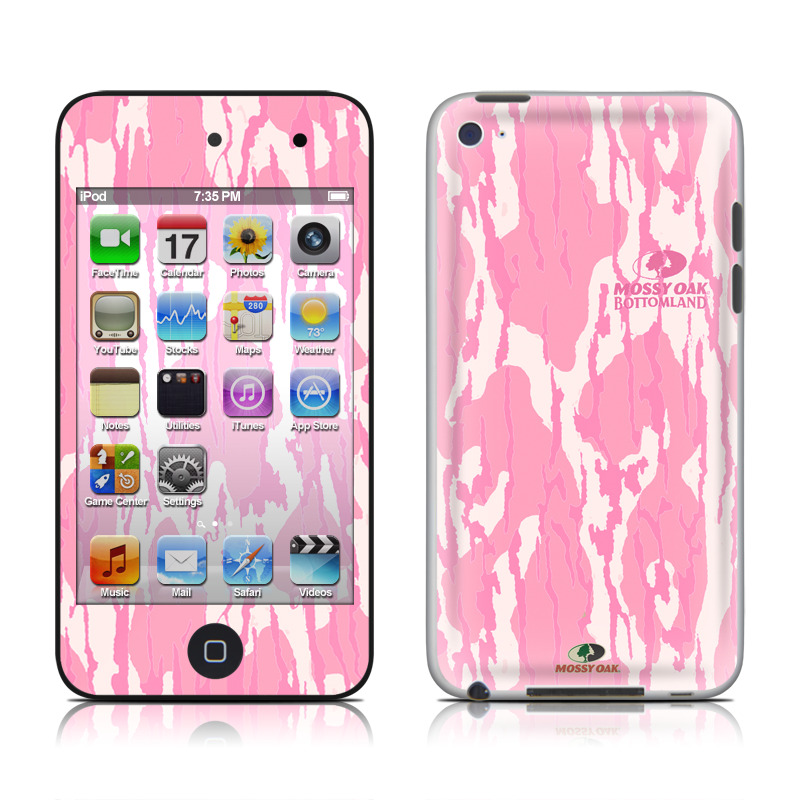 I Like The New Touch Of Pink In: New Bottomland Pink By Mossy Oak