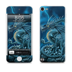 iPod Touch 5G Skin - Abolisher