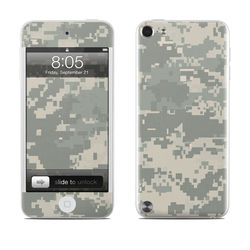 iPod Touch 5G Skin - ACU Camo