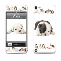 iPod Touch 5G Skin - Lazy Days