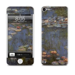 iPod Touch 5G Skin - Monet - Water lilies