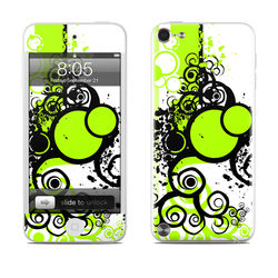 iPod Touch 5G Skin - Simply Green