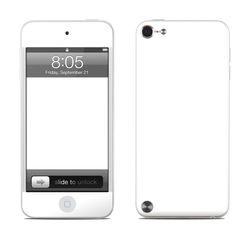 iPod Touch 5G Skin - Solid State White