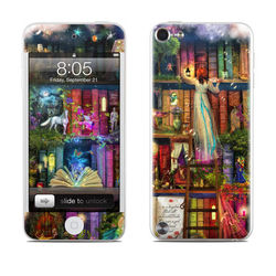 iPod Touch 5G Skin - Treasure Hunt