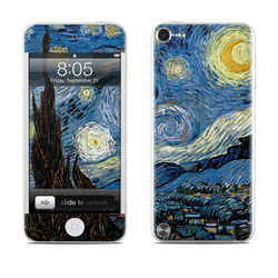 iPod Touch 5G Skin - Starry Night