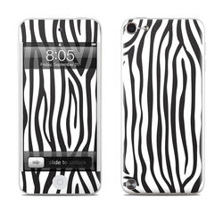 iPod Touch 5G Skin - Zebra Stripes