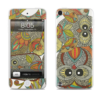 iPod Touch 5G Skin - 4 owls