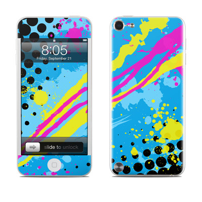 iPod Touch 5G Skin - Acid