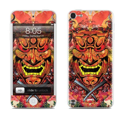 iPod Touch 5G Skin - Asian Crest