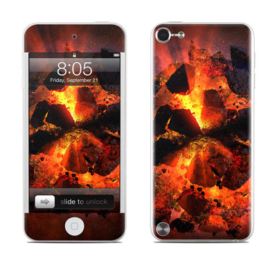 iPod Touch 5G Skin - Aftermath