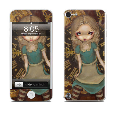iPod Touch 5G Skin - Alice Clockwork