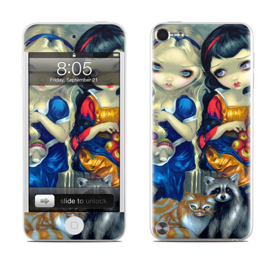 iPod Touch 5G Skin - Alice & Snow White