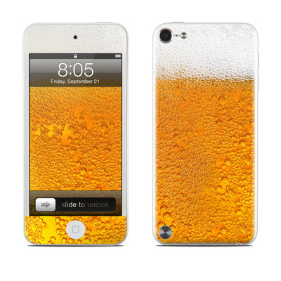 iPod Touch 5G Skin - Beer Bubbles