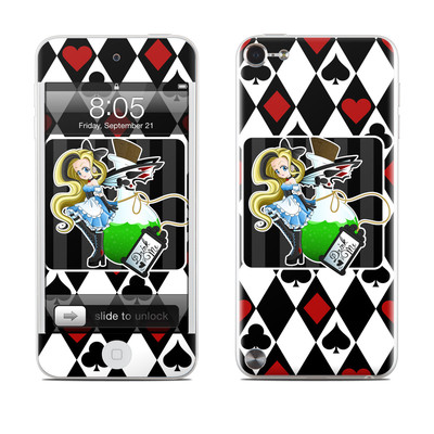 iPod Touch 5G Skin - Alice