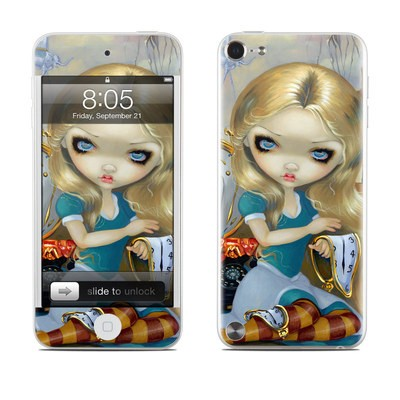 iPod Touch 5G Skin - Alice in a Dali Dream