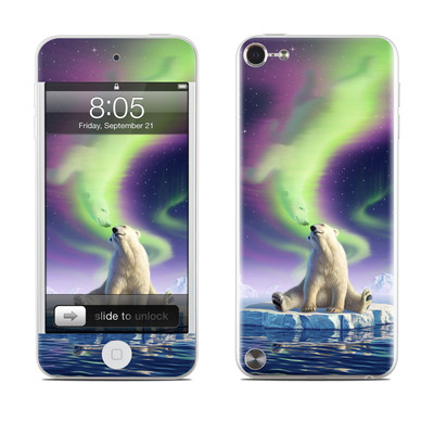 iPod Touch 5G Skin - Arctic Kiss