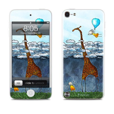 iPod Touch 5G Skin - Above The Clouds