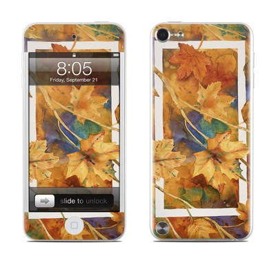 iPod Touch 5G Skin - Autumn Days