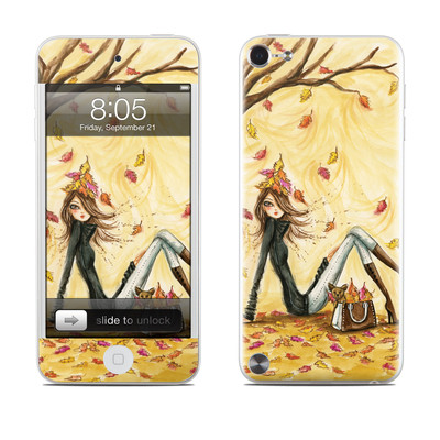 iPod Touch 5G Skin - Autumn Leaves