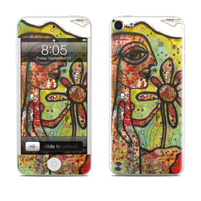 iPod Touch 5G Skin - A Walk