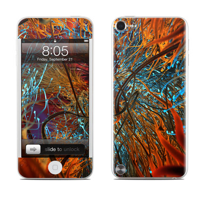 iPod Touch 5G Skin - Axonal