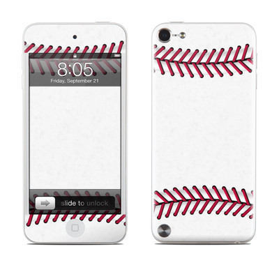 iPod Touch 5G Skin - Baseball