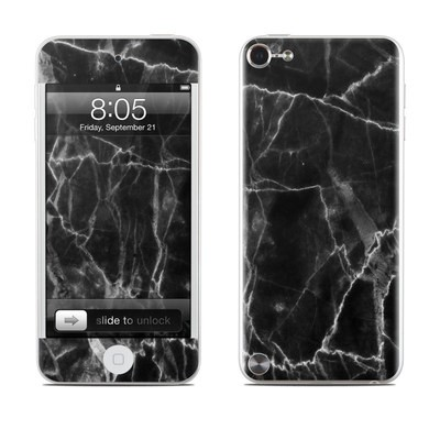iPod Touch 5G Skin - Black Marble
