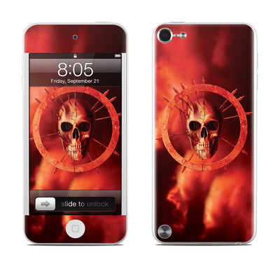 iPod Touch 5G Skin - Blood Ring