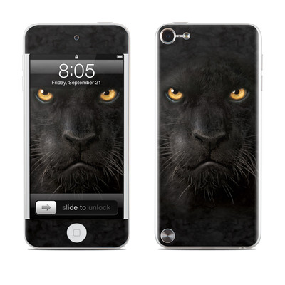 iPod Touch 5G Skin - Black Panther