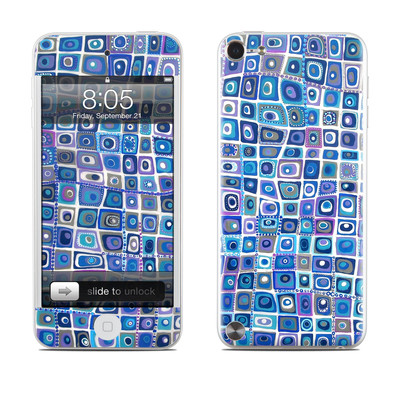 iPod Touch 5G Skin - Blue Monday