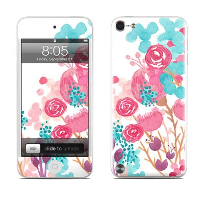iPod Touch 5G Skin - Blush Blossoms