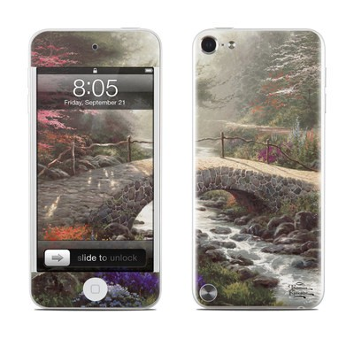 iPod Touch 5G Skin - Bridge of Faith