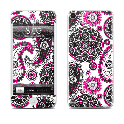 iPod Touch 5G Skin - Boho Girl Paisley