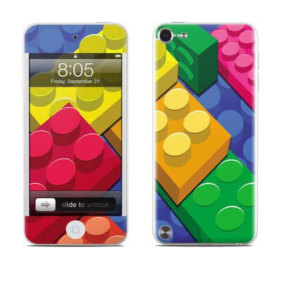 iPod Touch 5G Skin - Bricks