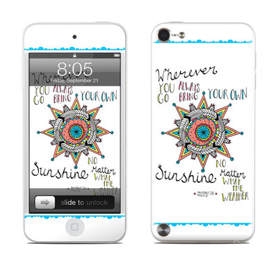 iPod Touch 5G Skin - Bring Your Own